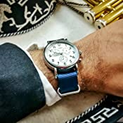 4de4a8622ea3 Timex Weekender Reloj cronógrafo