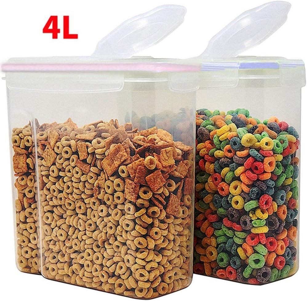 Recipiente de almacenamiento de cereales – grandes latas selladas ...