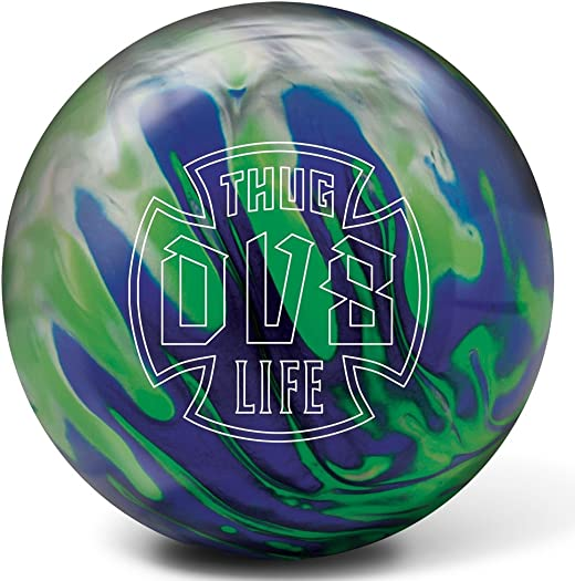 DV8 Thug Life Bowling Ball 15lbs