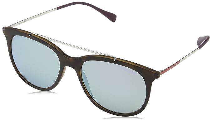 c3e42b8a61 Image Unavailable. Image not available for. Color  Prada Mens Men s Pillow  54Mm Sunglasses