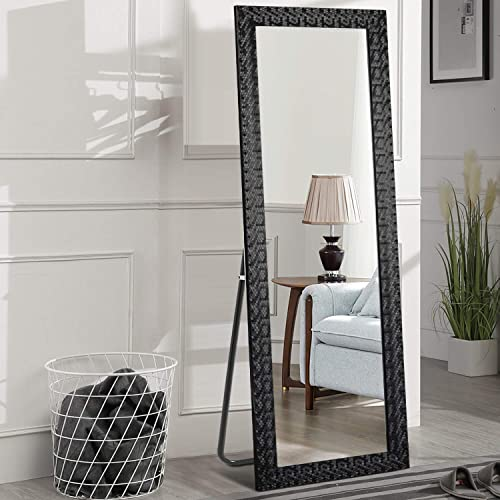 Elevens Floor Mirror Mosaic Style 65 x22 Full Length Mirror