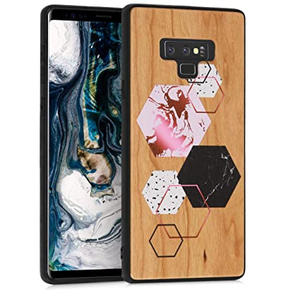 Amazon.com: kwmobile - Carcasa rígida para Samsung Galaxy ...