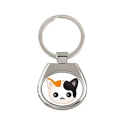 Bobtail japonés, un Llavero con un Gato, una Nueva colección ...