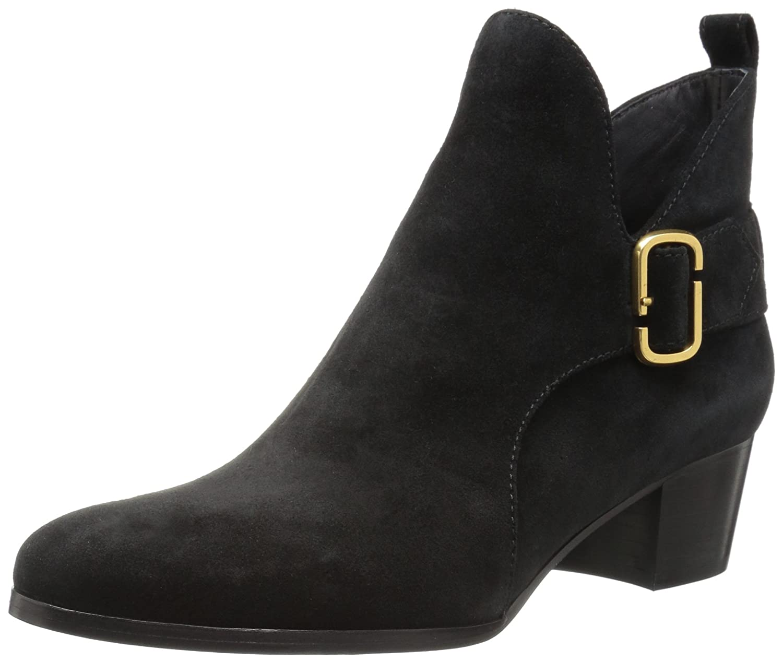 Marc Jacobs Women's Ginger Interlock Ankle Boot B0732184LJ 39 M EU (9 US) Black