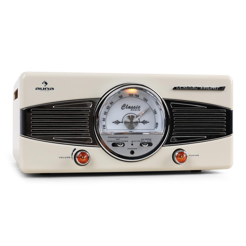 Auna MG de TT de 82 Vintage Tocadiscos analógico: Amazon.es ...