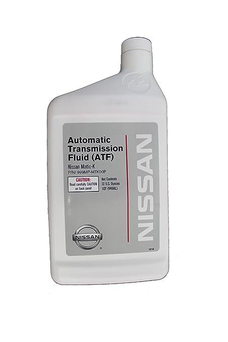 2006 altima transmission fluid type