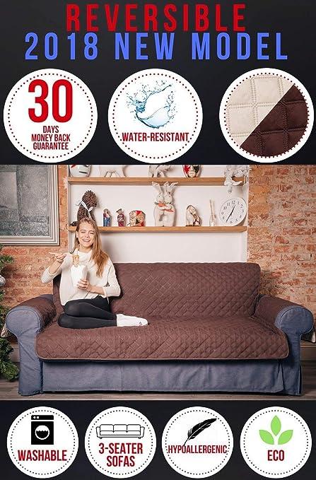 Slipcovers for couches Fundas para sofás. Tela Resistente y ...