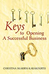 Keys to Opening a Successful Business Paperback