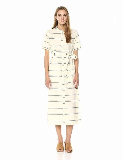 abb422184aad Pendleton Women s Belted Midi Shirtdress at Amazon Women s Clothing ...