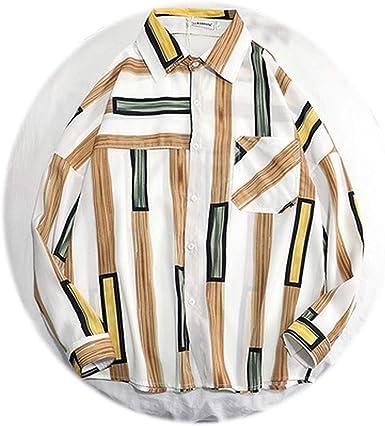 Outwears 2020 Nueva Camisa Delgada De Los Hombres Casual De ...