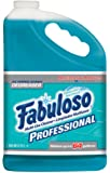 Fabuloso Professional All-Purpose Cleaner, Ocean Cool Scent, Blue, 1 Gallon, Concentrated Deep Cleaning Professional Degreaser Bottle 04373