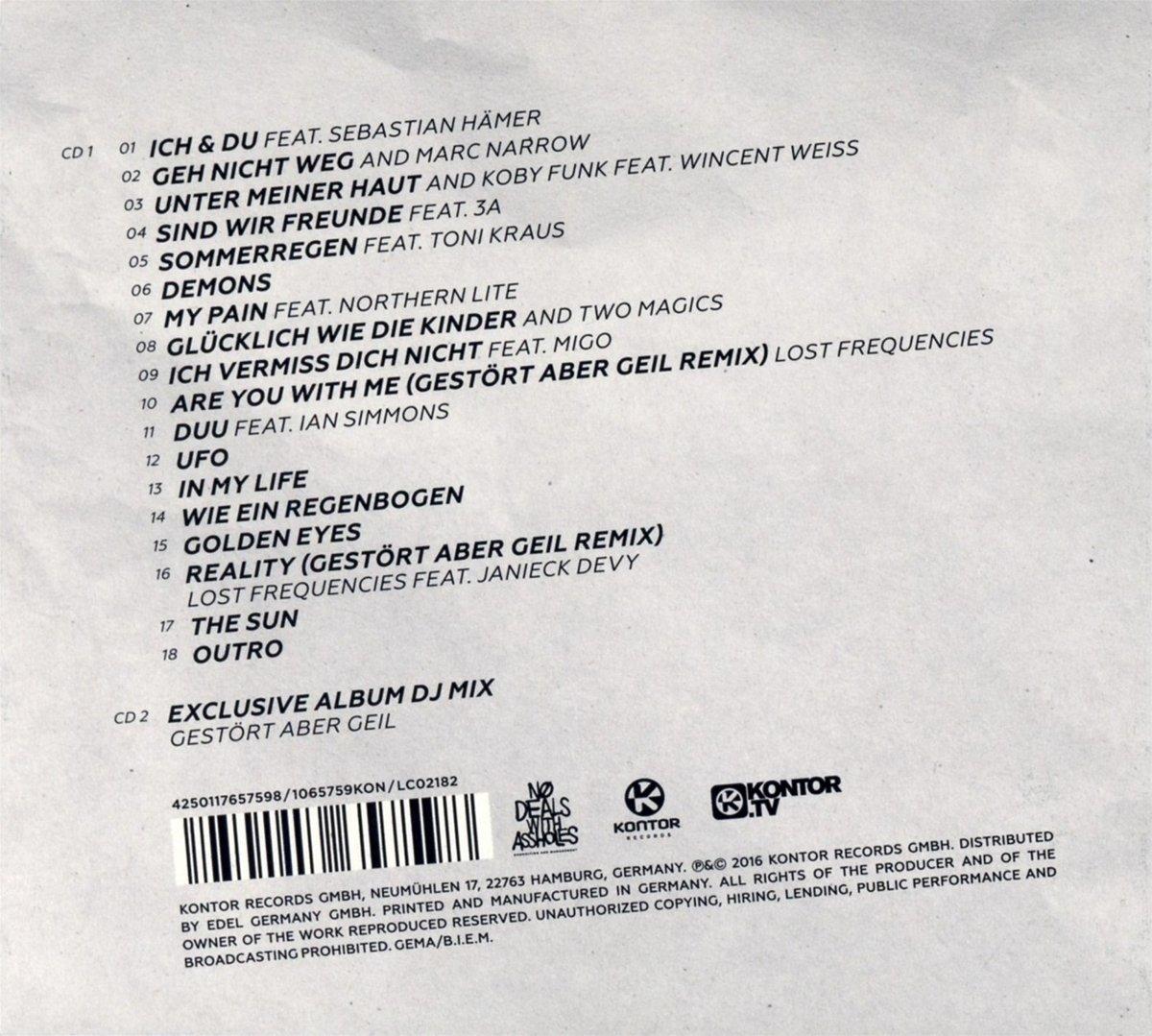 gestört aber geil album kostenlos