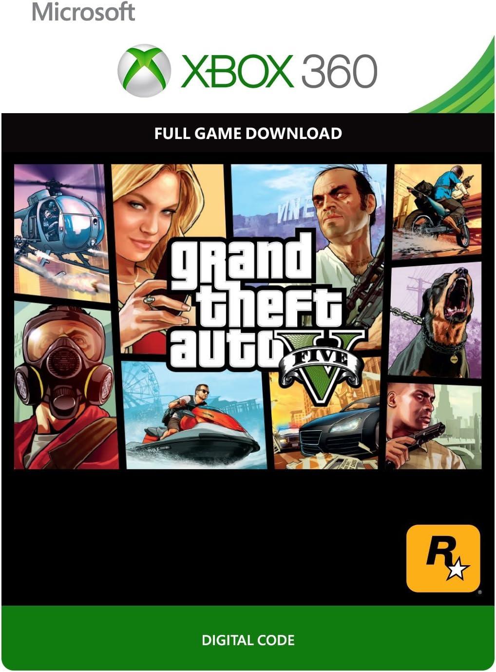 View Gta 5 Xbox One Digital Code Free JPG