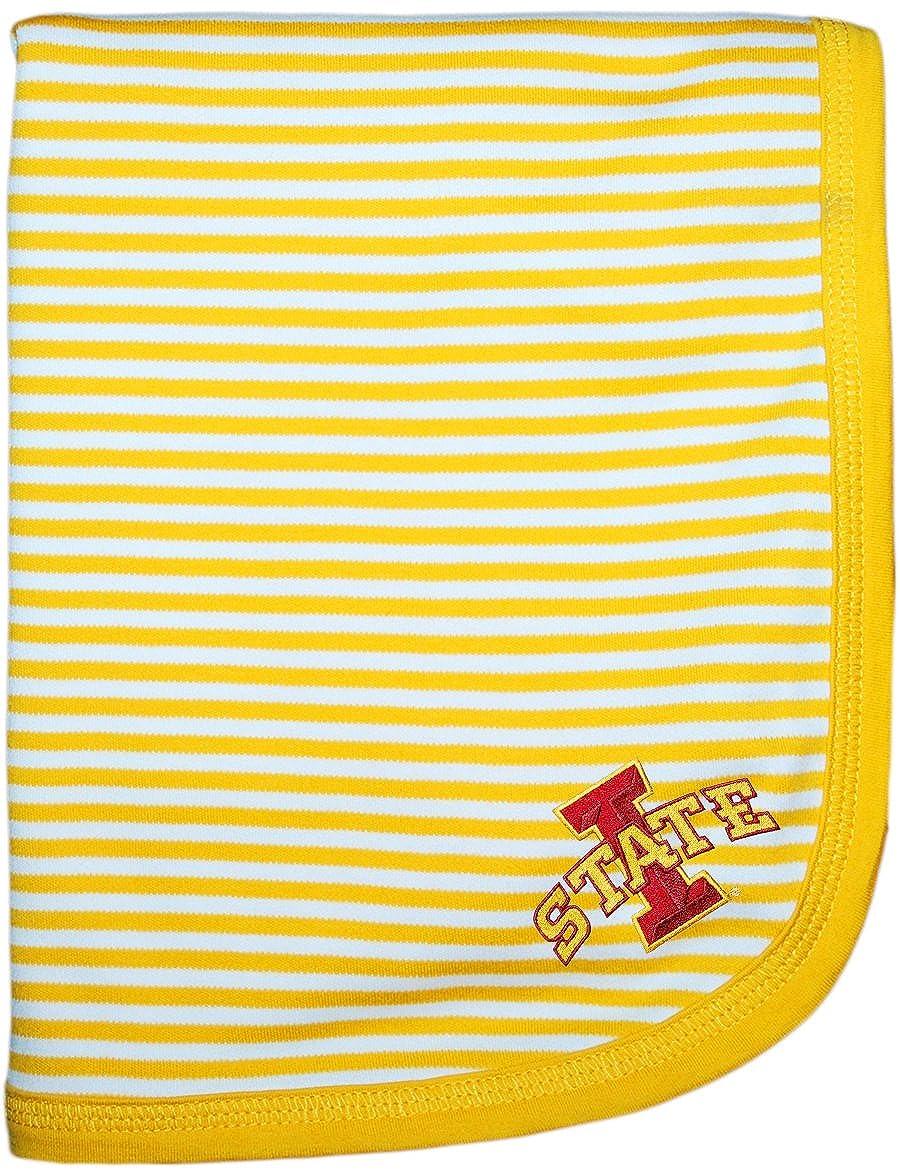 Creative Knitwear SLEEPWEAR ユニセックスベビー  ゴールド/ホワイト B01MQHBLMK