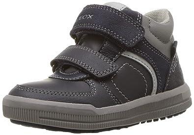 Geox J Arzach B, Baskets Hautes garçon  Amazon.fr  Chaussures et Sacs a8768741d470