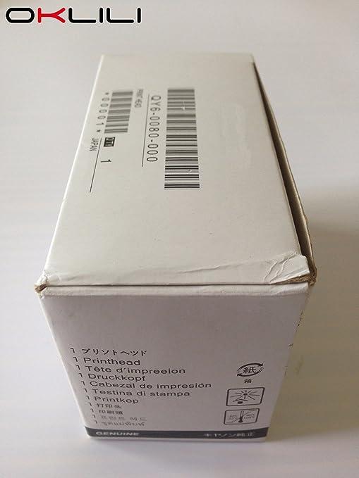 ORIGINAL QY6-0080 cabezal de impresión de la impresora del cabezal ...
