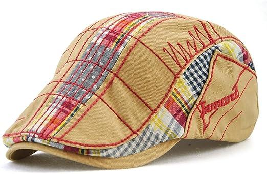Kids IVY Mesh Newsboy Duckbill Cabbie Children Boy Girl Cap Hat