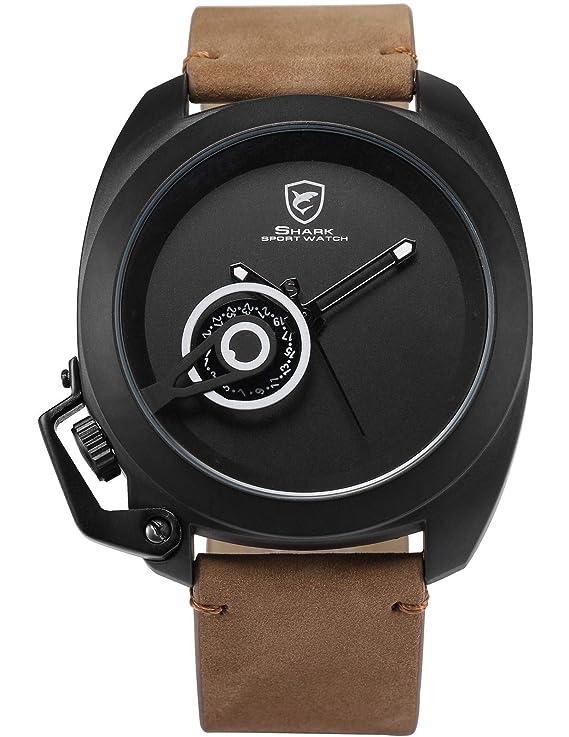 1b04a8718bd Shark SH451 - Reloj Hombre de Cuarzo