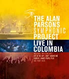 The Alan Parson Symphonic Project : Live in Columbia [Blu-ray]