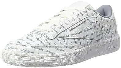 105beeabaef9f0 Reebok Men s Club C 85 So Tennis Shoes  Amazon.co.uk  Shoes   Bags