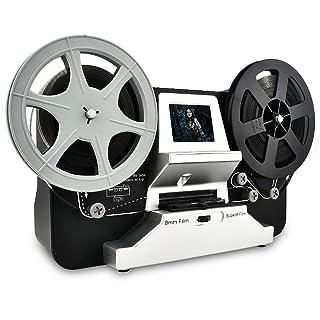 Super Eight Film 126 Film EU Plug Convertitore da Film A Digitale Pellicole per Diapositive 35mm Converts 35mm Negative TOOGOO Scanner per Diapositive Convertitore di Diapositive