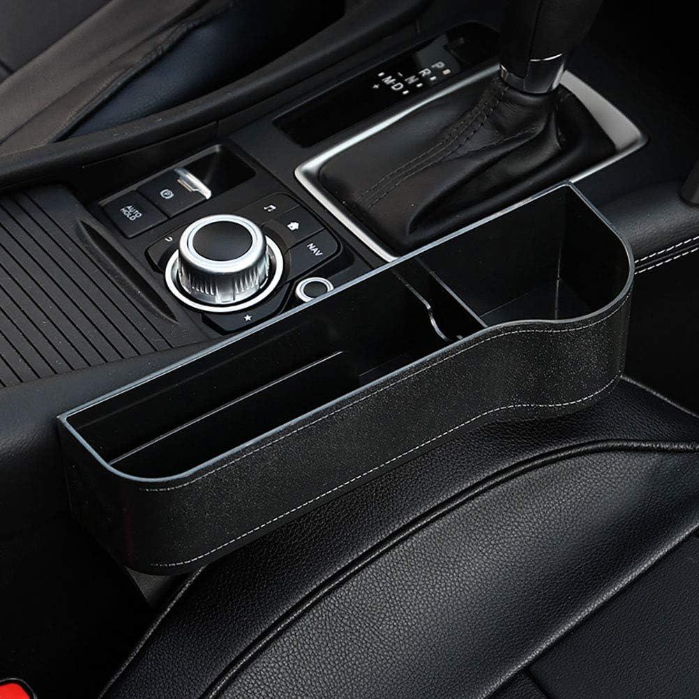porte-gobelet de voiture Fliyy Organiseur de si/ège de voiture bo/îte de rangement organiseur de si/ège avant t/él/éphone portable multifonction avec porte-gobelet