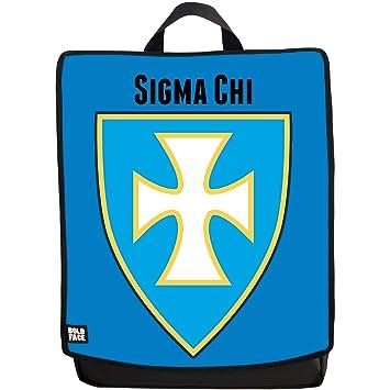 Amazon Sigma Chi Backpacks Sigma Chi Norman Shield Backpack