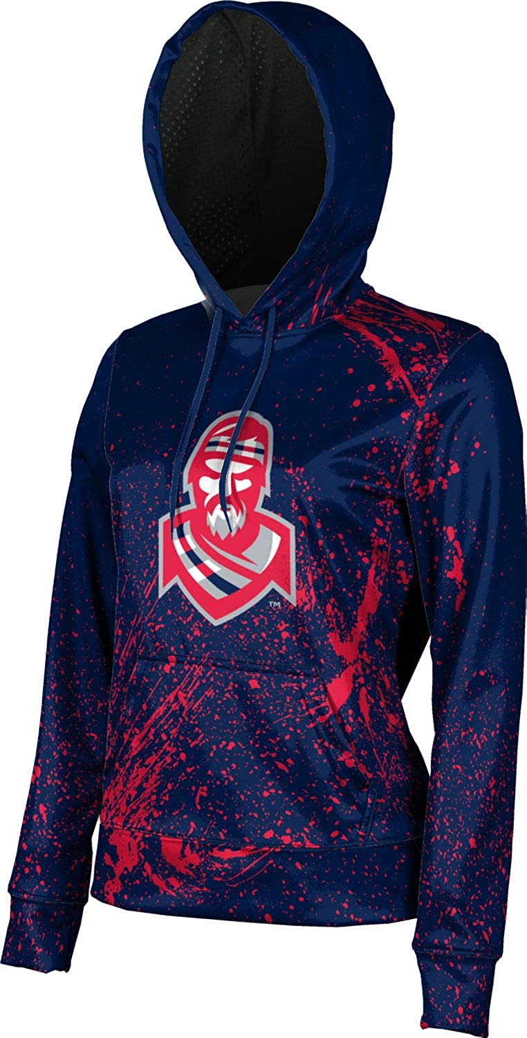 School Spirit Sweatshirt Splatter ProSphere Radford University Girls Pullover Hoodie