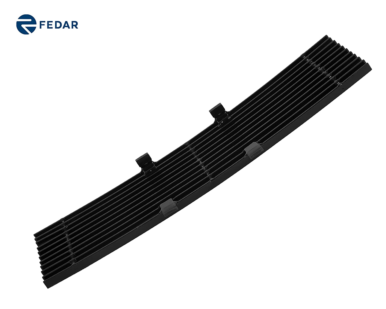 Fedar Lower Bumper Overlay Billet Grille Insert for 2009-2014 Ford F-150 Selected Models