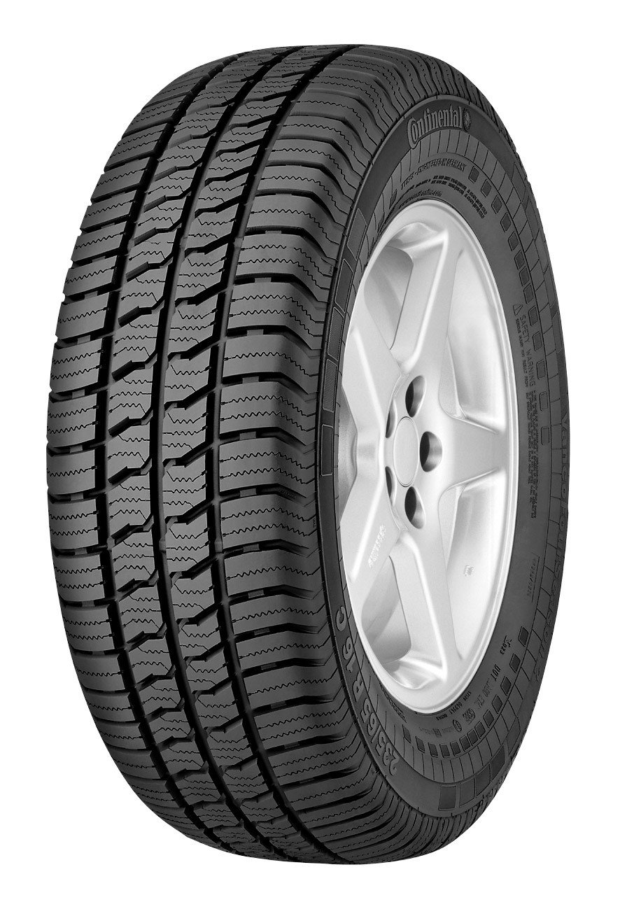 CONTINENTAL VanContact 4Season   - 195/70/15 104R - C/A/73dB - All-Season tire (Light Truck) 0451509000