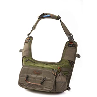 fly fishing satchel sling pack fishpond delta