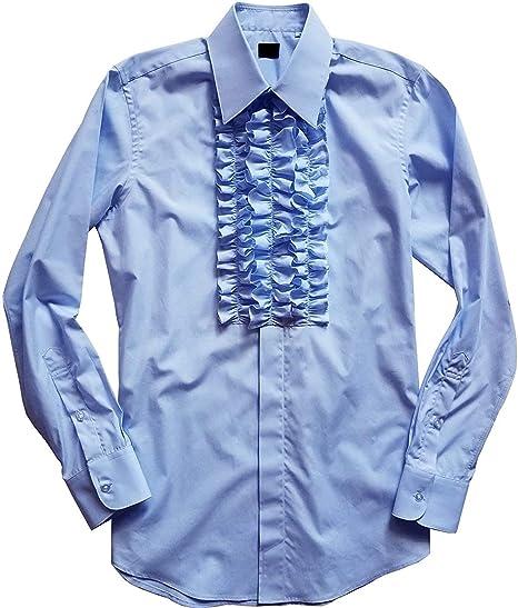 2X M L Men/'s Baby Blue Authentic Tuxedo Dumb /& Dumber Costume USED Size S XL