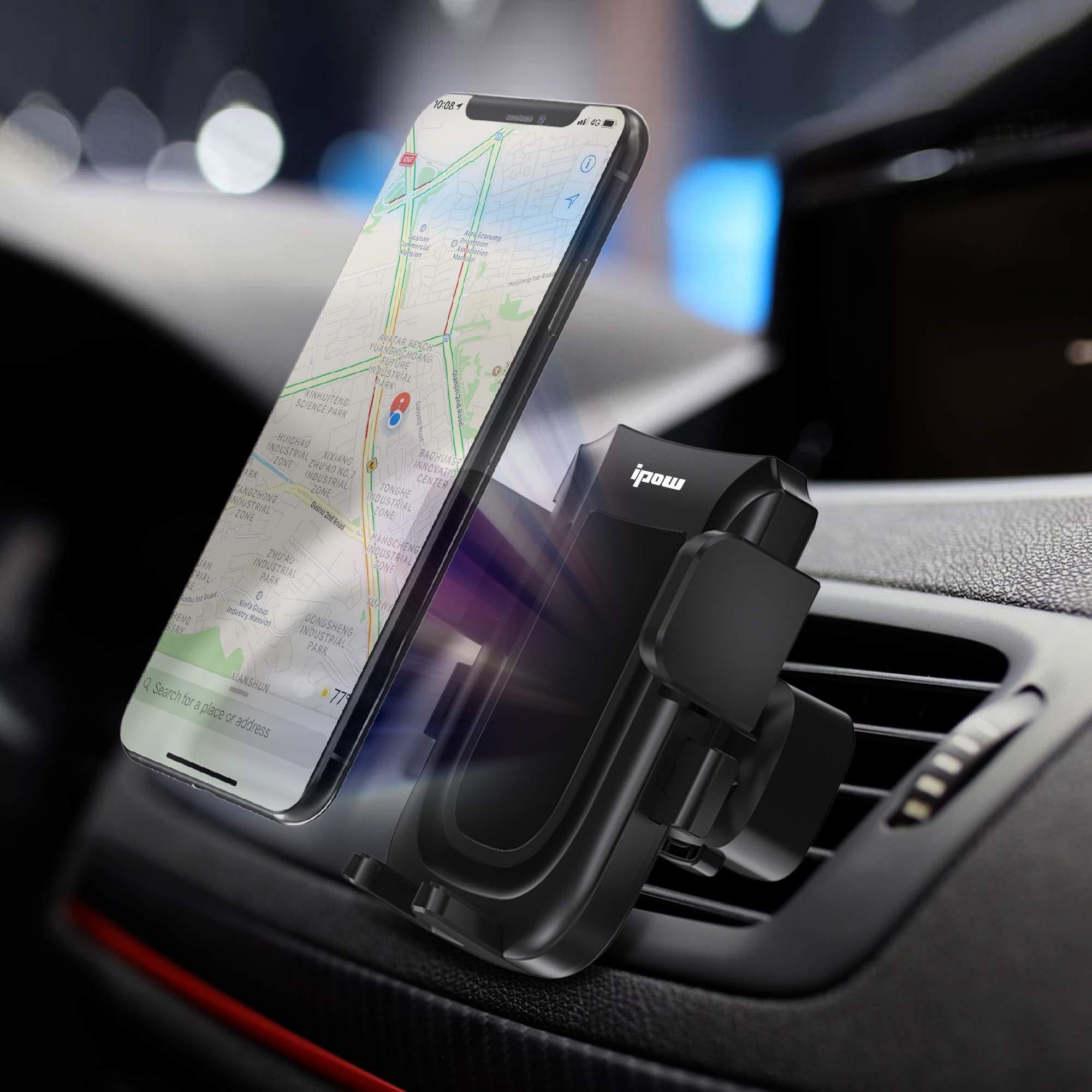 Soporte Celular para Vent. de Autos IPOW - 7PLS8DMF