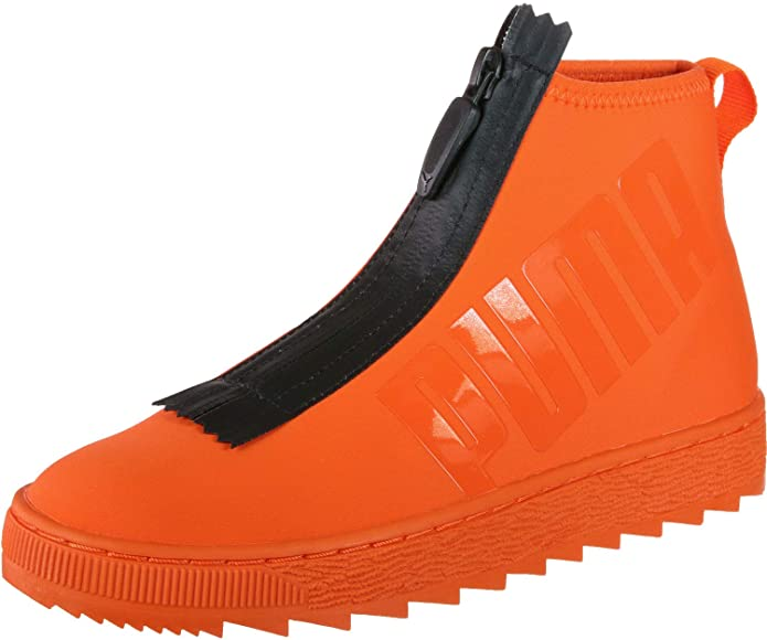 Puma Basket Boot Anr Trainers Orange 10 UK  Amazon.co.uk  Shoes   Bags ecf4600b6