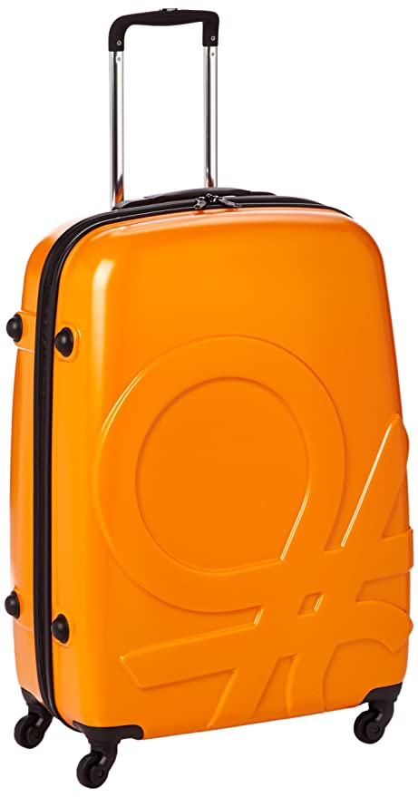 Benetton Maleta, Orange (003) (Naranja) - 73333_003: Amazon ...
