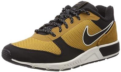 outlet store 523ff 6968c NIKE Men s Nightgazer Trail Gymnastics Shoes, Beige (Wheat Black Sail Lt