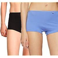 Jockey Women's Boy Leg  (Pack of 2)