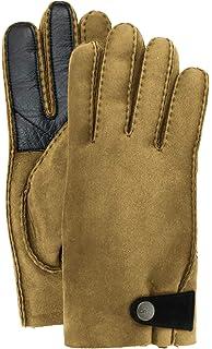 3aaf8d9056a UGG 3 Point Leather Smart Gloves Men's Winter Apparel 17453 at ...