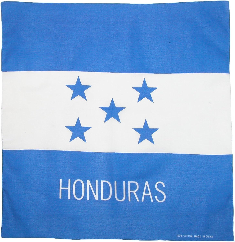 CTM Cotton Mexican Flag Bandana