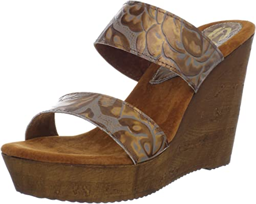 Sbicca  Viejo Womens Wedge Sandal Choose SZ//Color.