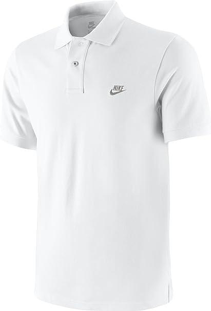Nike Grandslim fit - Polo para Hombre, tamaño XXL, Color Blanco ...