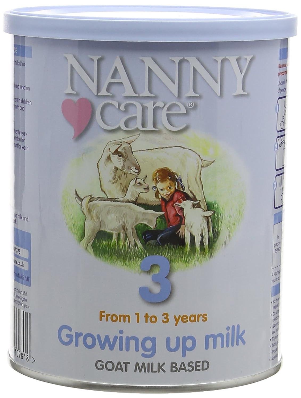 Nannycare Nanny Goat Milk Growing Up Nutrition 400 G 56687