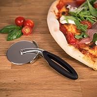 Blumtal Rotella Tagliapizza | Coltello per Tagliare Pizza e Impasto | In Acciaio Inox | Impugnatura Antiscivolo | Lavabile In Lavastoviglie | Cutter Professionale Cucina Casalinga e Ristorante
