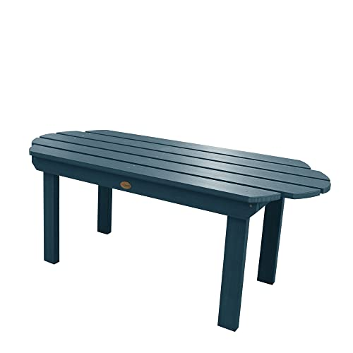 highwood AD-TBL-CW3-NBE Classic Westport Conversation Table, Nantucket Blue