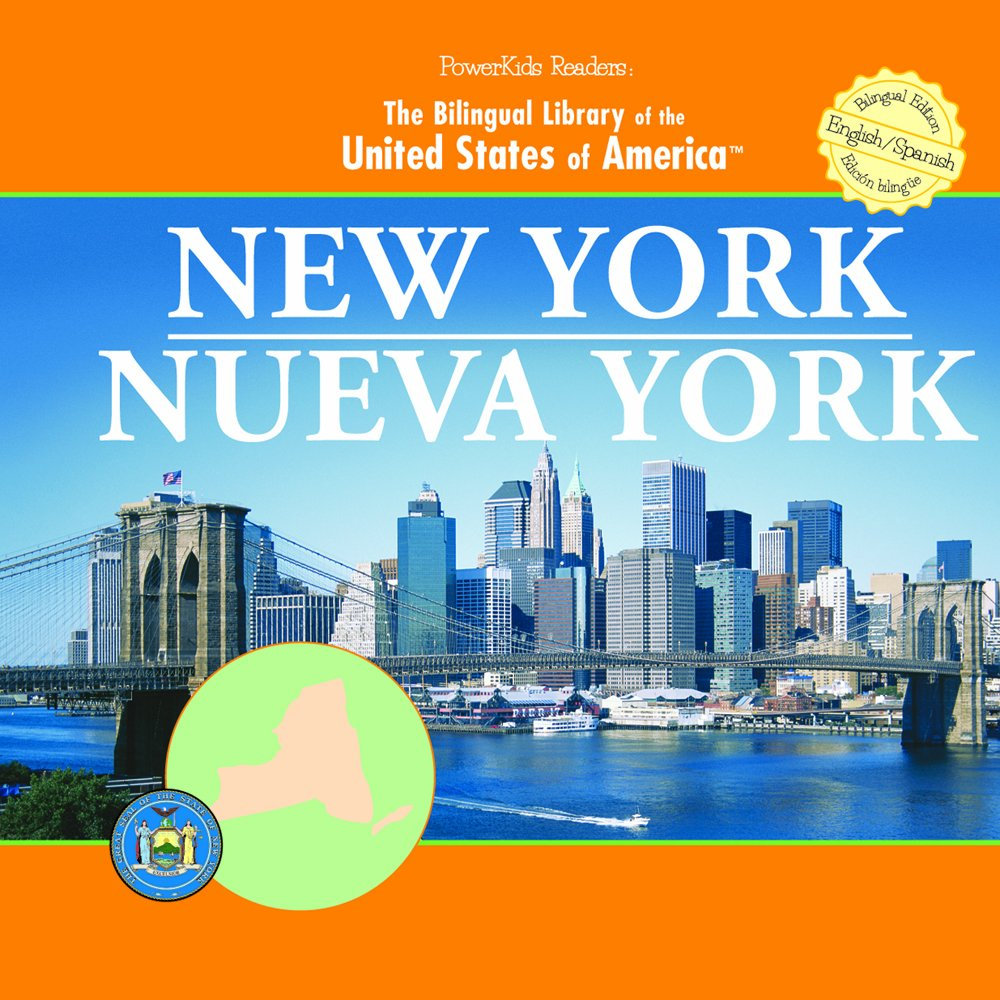 Nueva York/New York (Powerkids Readers: Bilingual Library of the United States of America) (English and Spanish Edition) PDF
