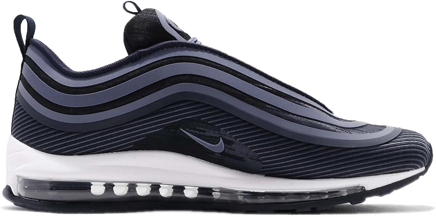 Nike Air Max 97 Plus 918356404 Color: Navy Blue Size