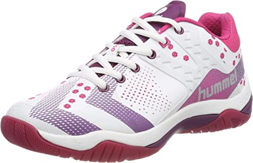 Chaussures Multisport Indoor Femme hummel Dual Plate Power WS