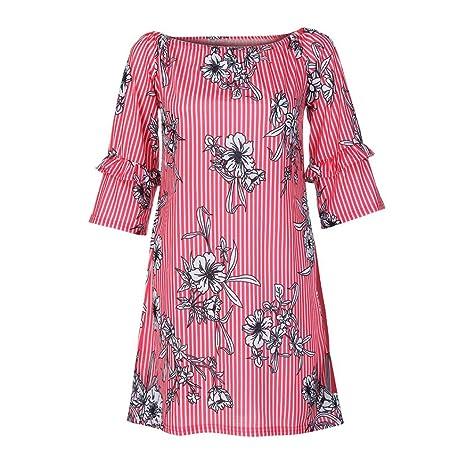 Mujer Blusa tops manga larga Casual traje de verano y Otoño,Sonnena Mujeres O-