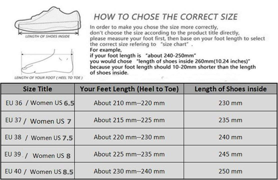 GUDUN Women Breathable Steel Toe Shoes for Women Steel Toe Cap Shoes (9-15 Days to delivery) (39, GDW-4)