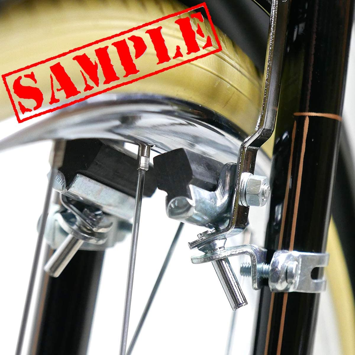 OldNewBikes Guías de Freno Tipo Phillips para Bicicleta clásica ...